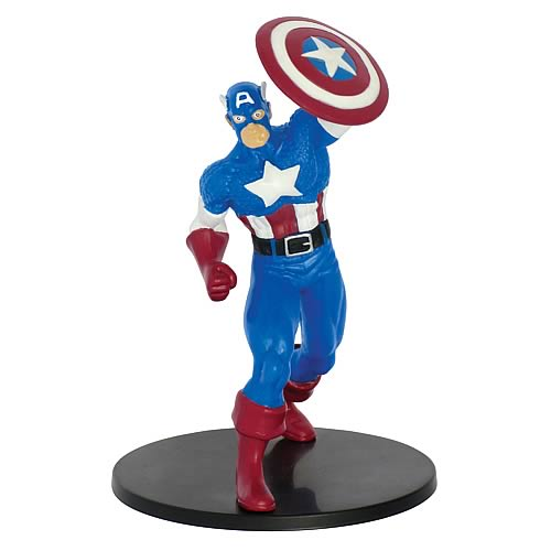 Avengers Captain America Mini-Figure