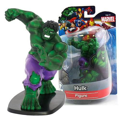 Avengers Incredible Hulk Mini-Figure