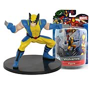 Wolverine Mini-Figure