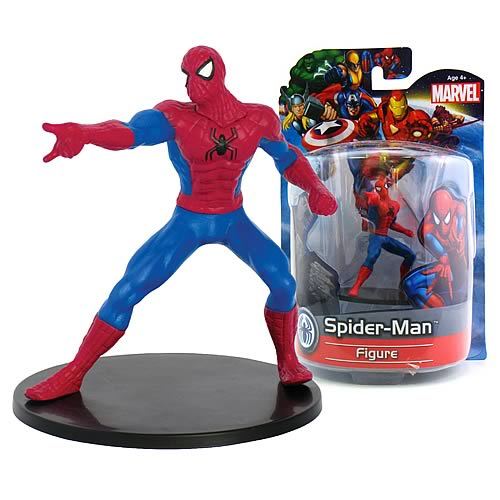 Spider-Man Mini-Figure