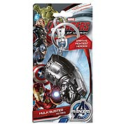 Avengers: Age of Ultron Hulkbuster Fist Pewter Key Chain