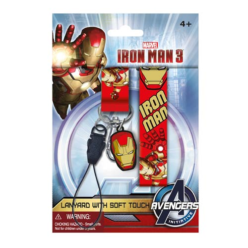 Iron Man 3 Lanyard