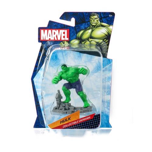 Hulk Marvel Heroes Col...