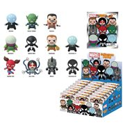 Spider-Man Marvel Series 5 Key Chain 6-Pack