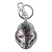 Avengers: Age of Ultron Ultron Head Colored Pewter Key Chain