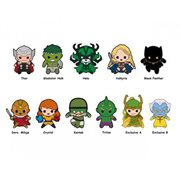 Marvel Series 9 3D Figural Key Chain Random 6-Pack