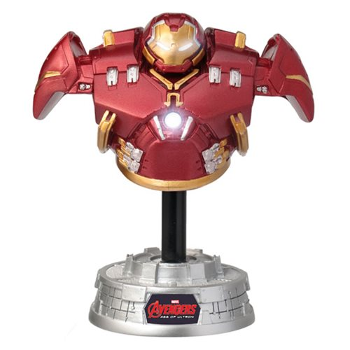 Avengers Age of Ultron Hulkbuster Light-Up Bust Paperweight
