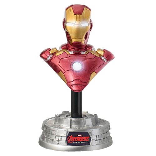 Avengers: Age of Ultron Iron Man Light-Up Bust Paperweight
