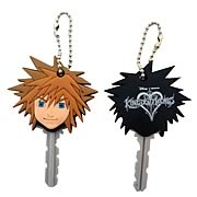 Kingdom Hearts Sora Laser Cut Key Cover