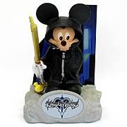Kingdom Hearts King Mickey Resin Paperweight