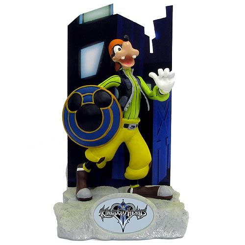 Kingdom Hearts Goofy Resin Paperweight