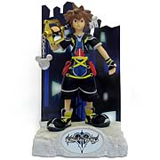 Kingdom Hearts Sora Resin Paperweight