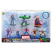 Marvel 2012 SDCC Exclusive Mini-Figure 8-Pack