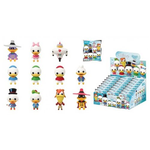 Ducktales 3-D Figural Key Chain 6-Pack