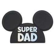 Mickey Mouse Super Dad Soft Touch Magnet