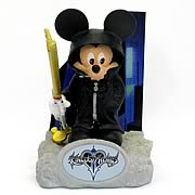 Kingdom Hearts King Mickey Paperweight