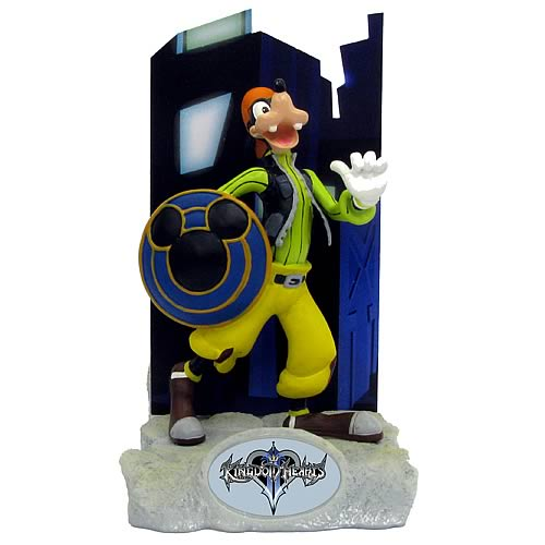 Kingdom Hearts Goofy Paperweight