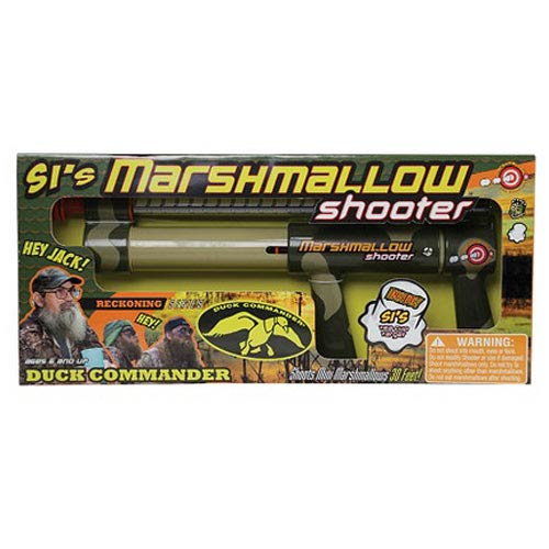 Duck Dynasty Duck Commander Marshmallow Shooter