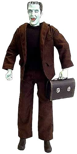 The Munsters: Herman Munster 1:6 Scale Figure