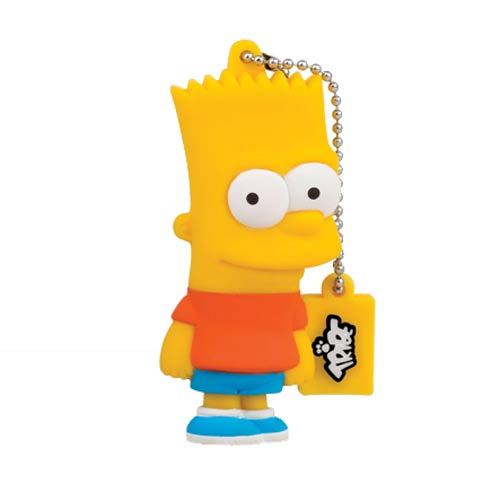 The Simpsons Bart 8 GB USB Flash Drive