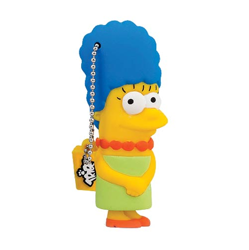 The Simpsons Marge 8 GB USB  Flash Drive