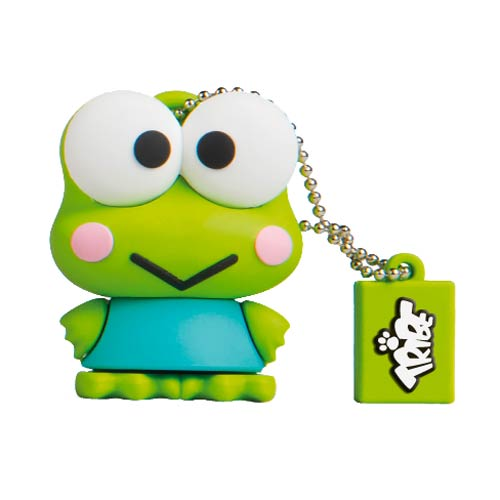 Hello Kitty Keroppi 8 GB USB Flash Drive