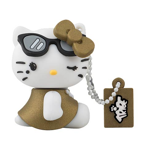 Hello Kitty Diva 8 GB USB Flash Drive