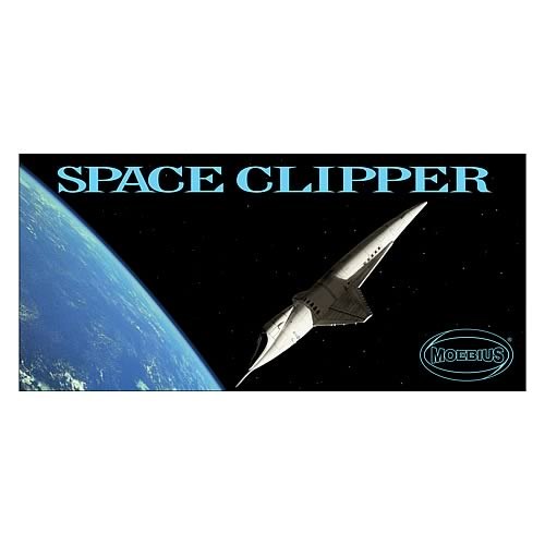 Space Clipper Orion Model Kit