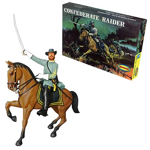 Confederate Raider Model Kit