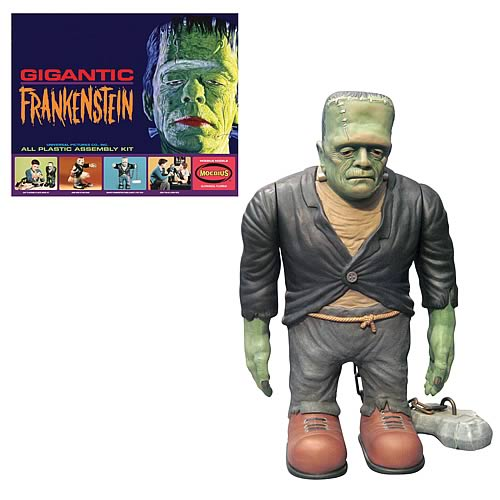 Frankenstein Gigantic Model Kit