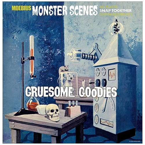 Gruesome Goodies Model Kit