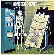 Monster Scenes Pain Parlor Model Kit
