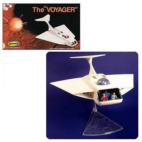 The Voyager Model Kit