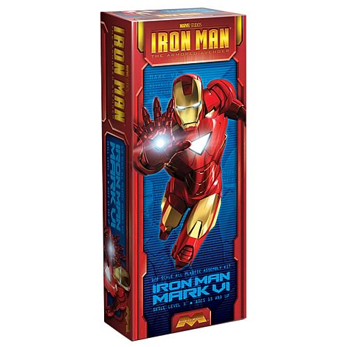 Iron Man Mark VI Model Kit