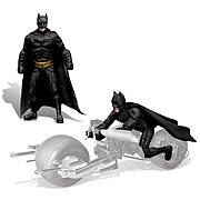 Batman Dark Knight Figure Set Model Kit