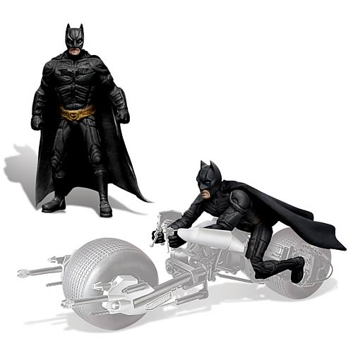 Batman Dark Knight Figure Set Model Kit