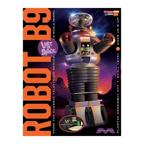 Lost in Space The Robot 1:6 Scale Model Kit