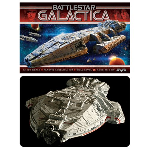 Battlestar Galactica Original Galactica 1:4105 Model Kit