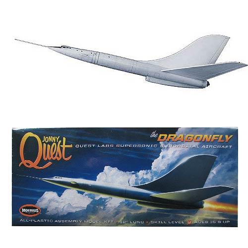 Jonny_Quest_Dragonfly_12Inch_Model_Kit