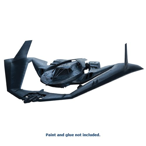 Batman v Superman: DOJ Batplane 1:25 Scale Model Kit