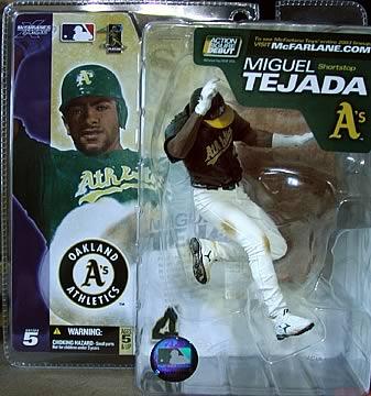 Miguel Tejada - Oakland A's #4