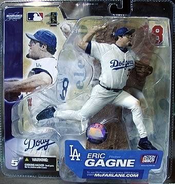 Eric Gagne LA Dodger #38