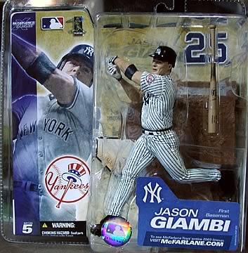 Jason Giambi - NY Yankee #25