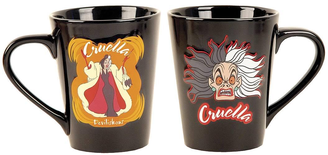 Disney Villain Mug: Cruella de Vil