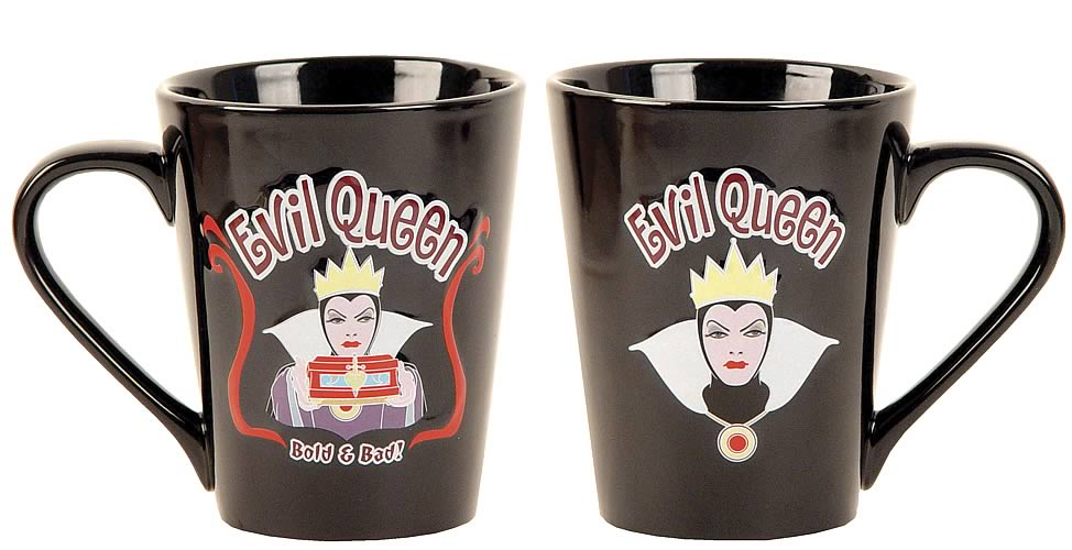 Disney Villain Mug: Evil Queen