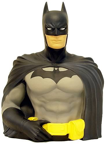 Batman Bust Bank