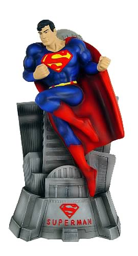 Superman Figure Bank