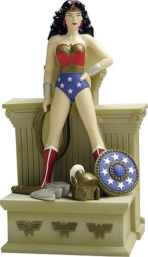 Wonder Woman Figure Bank