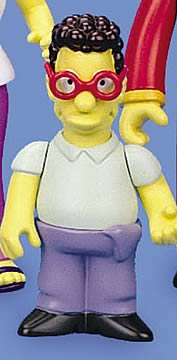 Database - Simpsons figure