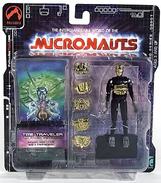 Micronauts: Time Traveler